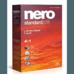 Nero Standard 2018 für 29€ (zum Bearbeiten, Konvertieren, Brennen)