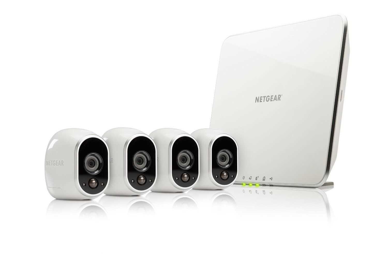 netgear arlo smart home wlan kamera set fuer 379 e inkl versand statt 408e 1