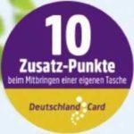 Netto Marken-Discount: Eigene Tasche mitbringen und (mehrmals) 10 Zusatz-Punkte (DC) erhalten!