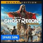 Tom Clancy's Ghost Recon: Wildlands - Deluxe Edition PS4 für 34,99€