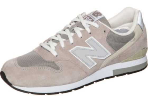 new balance graue sneaker fuer 4999e