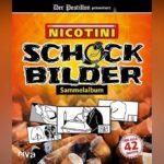 Nicotini Sammelalbum für Zigaretten-Schockbilder