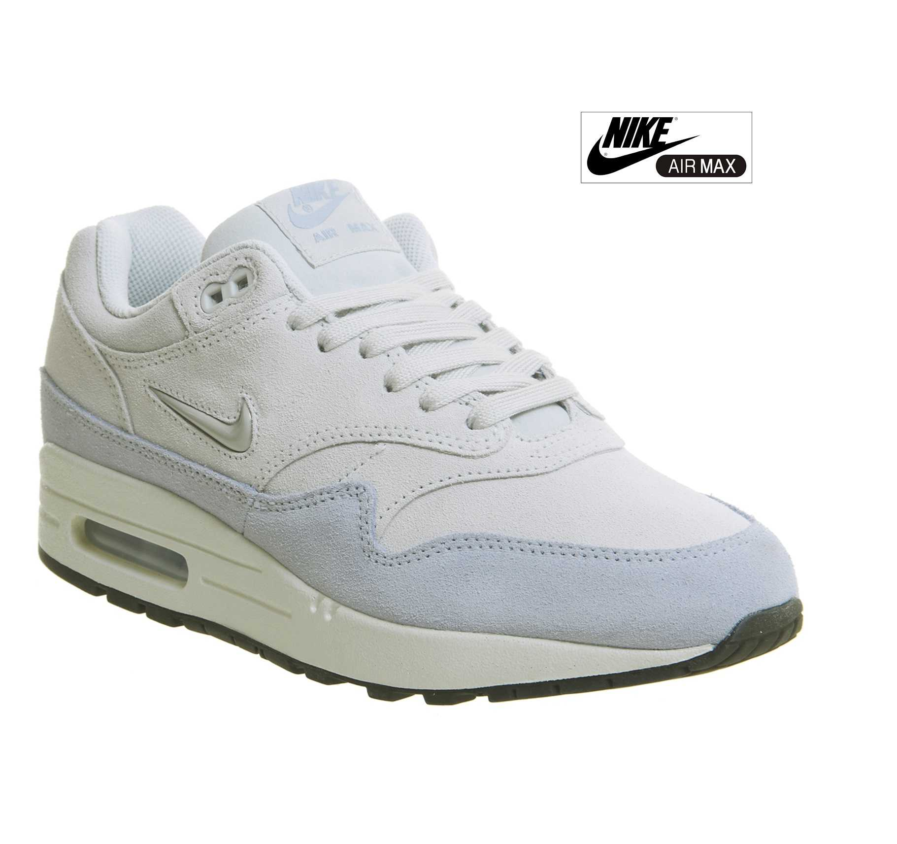 sale online aliexpress new lifestyle Nike Air Max 1 Jewel Pure Damen Sneaker für 60,-€ inkl ...