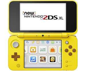 nintendo new 2ds xl pikachu edition fuer 109e statt 126e