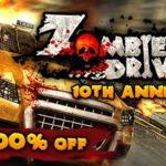 """Nur bis 05.12. kostenlos: Spiel """"Zombie Driver HD"""" im Steam-Shop"""