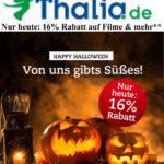 Nur heute: 16% bei Thalia