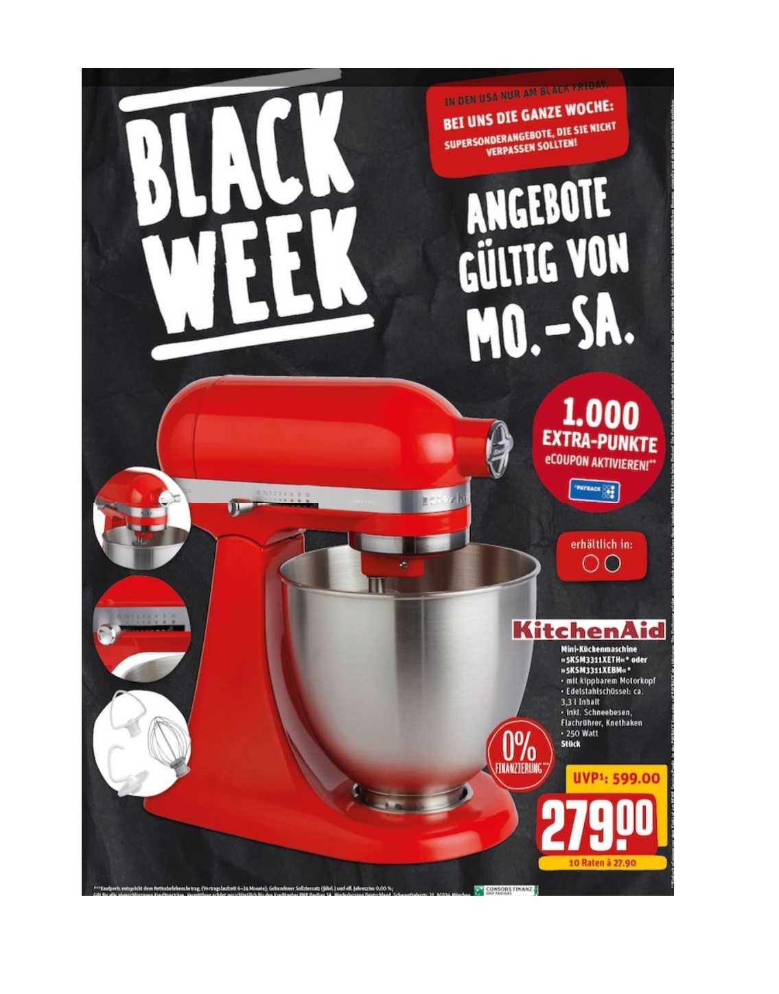 Kitchenaid Mini Rewe