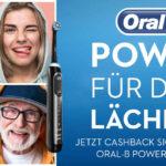 ORAL-B bis 25€ Geld zurück