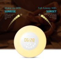 oria wake up light led wecker mit sonnenaufgangsfunktion fuer 1299e inkl versand statt 1999e