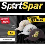 Orig. Nike Logo-Caps ab 1.11€ + 3,95€ Versand!