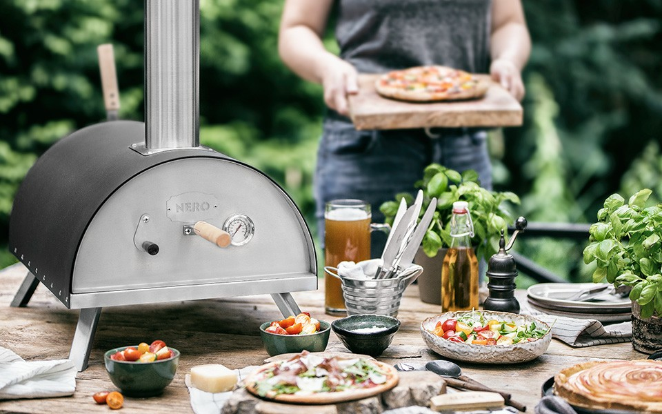 outdoor pizzaofen burnhard nero nur 19120e statt 259e inkl versand