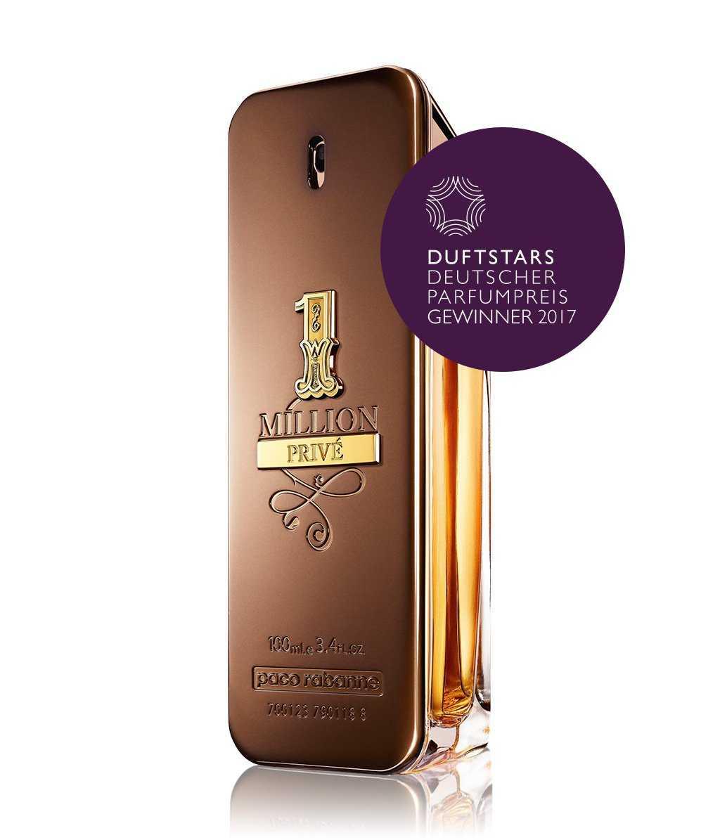 Paco Rabanne 1 Million Privé 100ml Eau de Parfum Herren ...