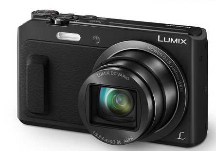 panasonic lumix dmc tz57 digitalkamera 16 megapixel20 x opt zoom 3 zoll display fuer 14590e stattt 177e