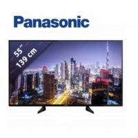 panasonic tx 55exw584 led tv 139 cm 55 zoll 4k ultra hd fuer 44788e inkl versand statt 499e