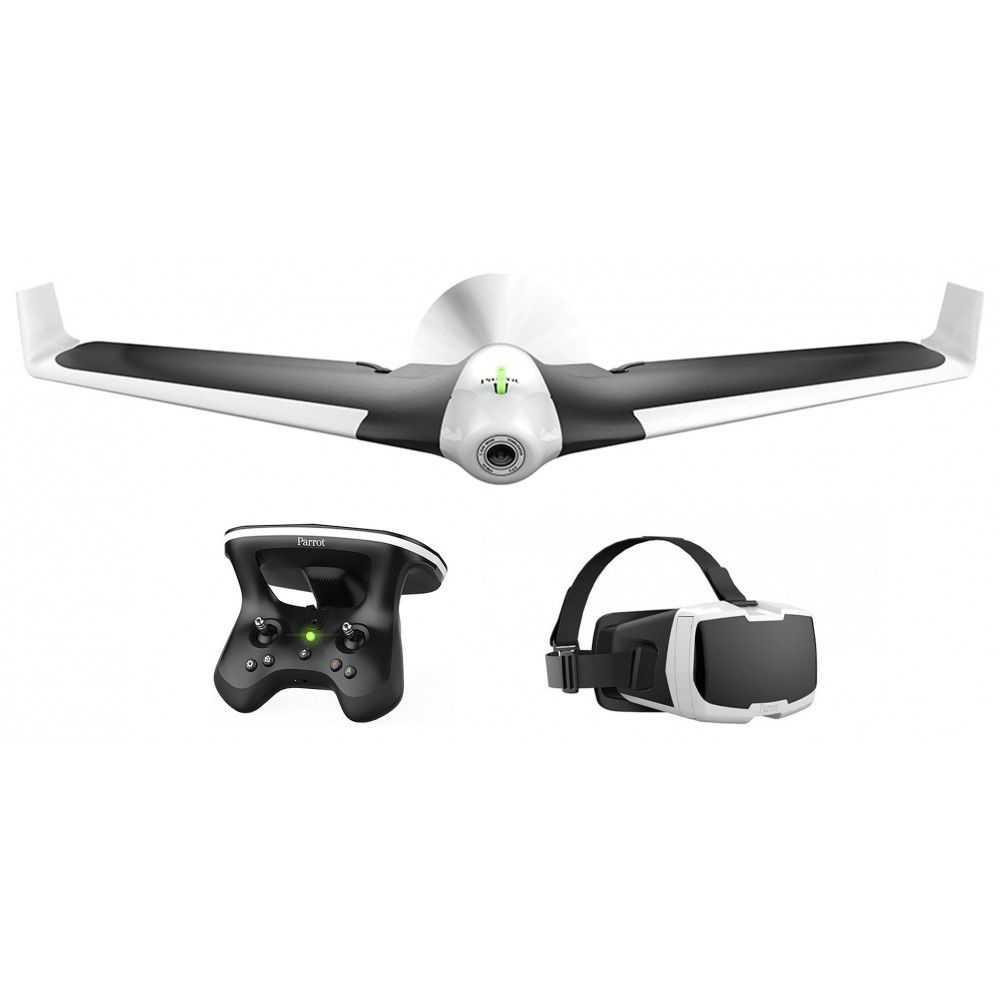 parrot disco fpv drohnedroneskycontrollerbrille action cam kamera ebay fuer 303e statt 35790e 1