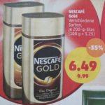 Penny: 3x Nescafé Gold kaufen und einen 10€ Gutschein erhalten