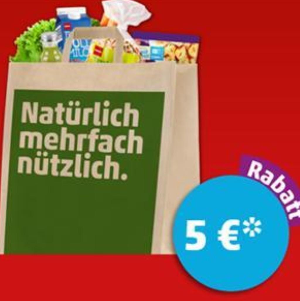 penny 5 euro sofortrabatt ab einem einkauf von 40e