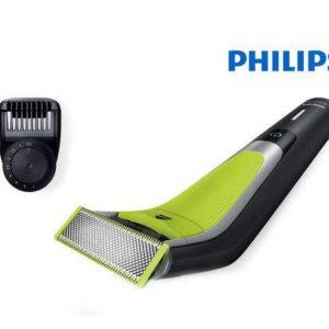 philips oneblade pro qp650521 hybrid rasierer fuer 4218e statt 62e