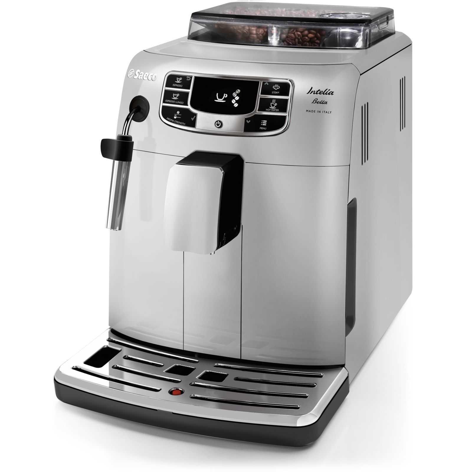 philips saeco intelia bella hd890011 kaffeevollautomat mit milchaufschaeumer generalueberholt 1