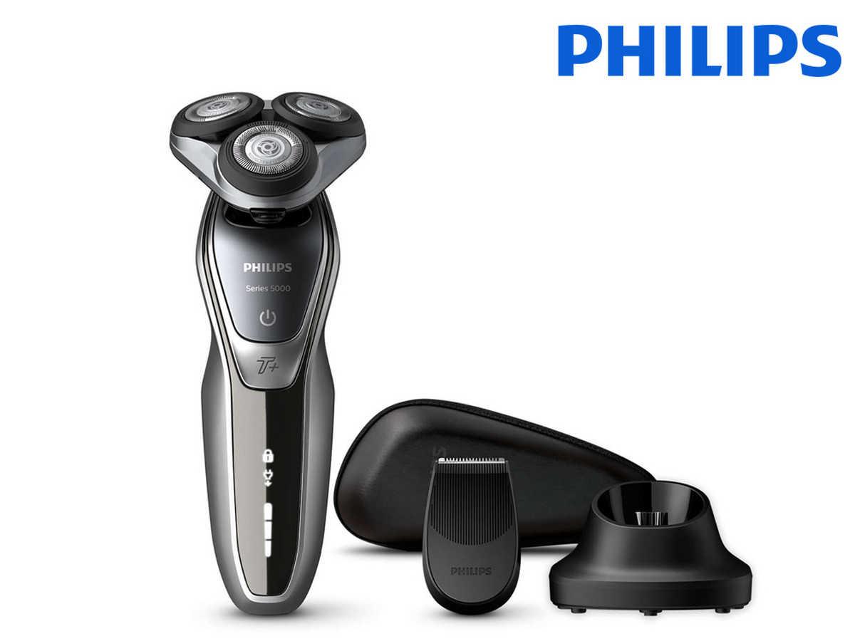 philips wet dry shaver