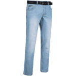 Pierre Cardin Herren Jeans Straight Fit Leg mit Gürtel