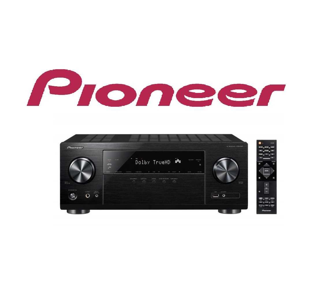 pioneer vsx 831 k 5 1 av netzwerk receiver fuer 22990e inkl versand statt 259 e 2
