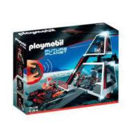 playmobil 5153 darksters tower station konstruktionsspielzeug fuer 2999e