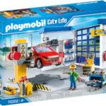 Playmobil City Life - Autowerkstatt (70202)