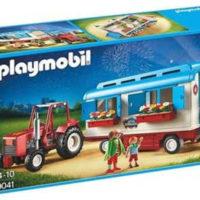 playmobil roncalli traktor wohnwagen 9041 fuer 2394e inkl versand statt 3390e