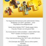 PlayStation online gratis spielen vom 22.-26.02.17