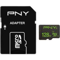 pny 128gb micro sd card microsdxc fuer 2569e inkl versand statt 34e
