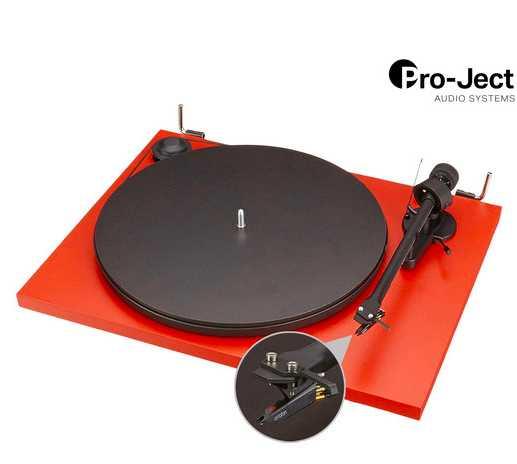 Pro-Ject Essential II Plattenspieler + Ortofon-System für 175,90€ (statt 229€)