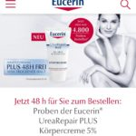 Probe: Eucerin UreaRepair