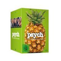 psych die komplette serie auf dvd fuer 2705e inkl versand statt 3504e