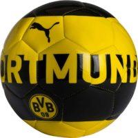 puma fussball bvb fan ball gr 5 bei intersport