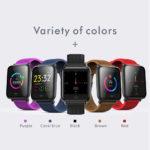 Q9 Bluetooth Smart Watch Fitness Tracker Armband