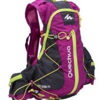 quechua rucksack wandernspeed hiking helium 10 liter violett fuer 999e