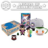 raritaet dc comics legion of collectors box batman villains fuer 2798e vorbestellen