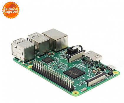 raspberry pi 3 model b fuer 2515e