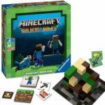 Ravensburger Minecraft Builders & Biomes Brettspiel