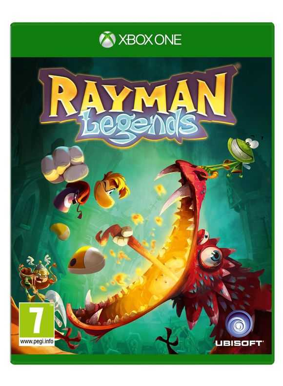 rayman legends fuer xbox one bei coolshop