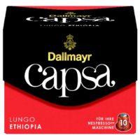 real de dallmayr capsa verschiedene sorten restposten z b lungo ethiopia