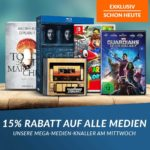 Rebuy - 15% Rabatt auf alle Medien ab 20 € MBW