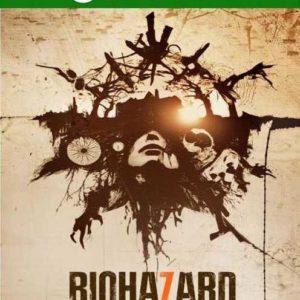 resident  evil  7  biohazard xbox one uk