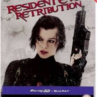 resident evil retribution blu ray 3d 2d steelbook blu ray fuer 599e statt 1596e