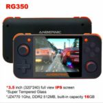 "RG350 3.5"" Retro Video PSP Handheld Game Player 16GB +3000 Spiele +32G TF Karte"