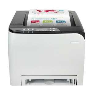 ricoh sp c252dn farb laserdrucker a4 drucker duplex wlan usb fuer 99e inkl versand statt 13899e 1