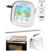 rosenstein soehne digitales braten ofenthermometer touch display timer bis 250 c gratis 490 e vsk statt 990 e vsk 195 e