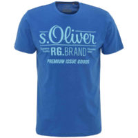 s oliver herren t shirt versch farben groessen fuer 699e