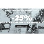 Planet Sports Sale: Bis zu 60% Rabatt + 25% Extra-Rabatt